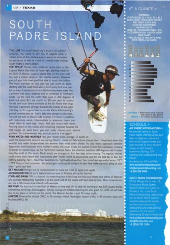 2011 Kiteworld Travel Guide