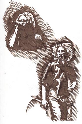 Pen & Ink Illustration « Portfolio
