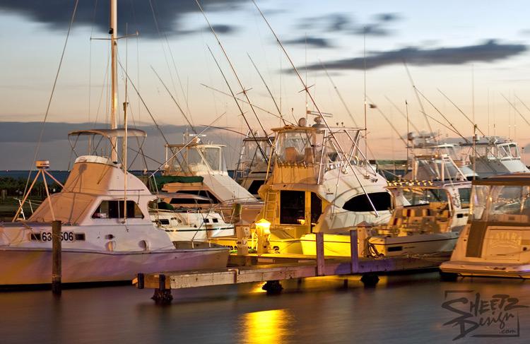 Sea Ranch Marina South Padre Island Tx